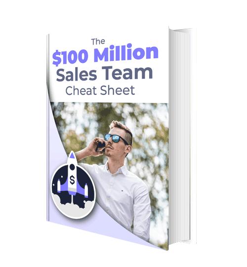 $100-Million-Sales-Team