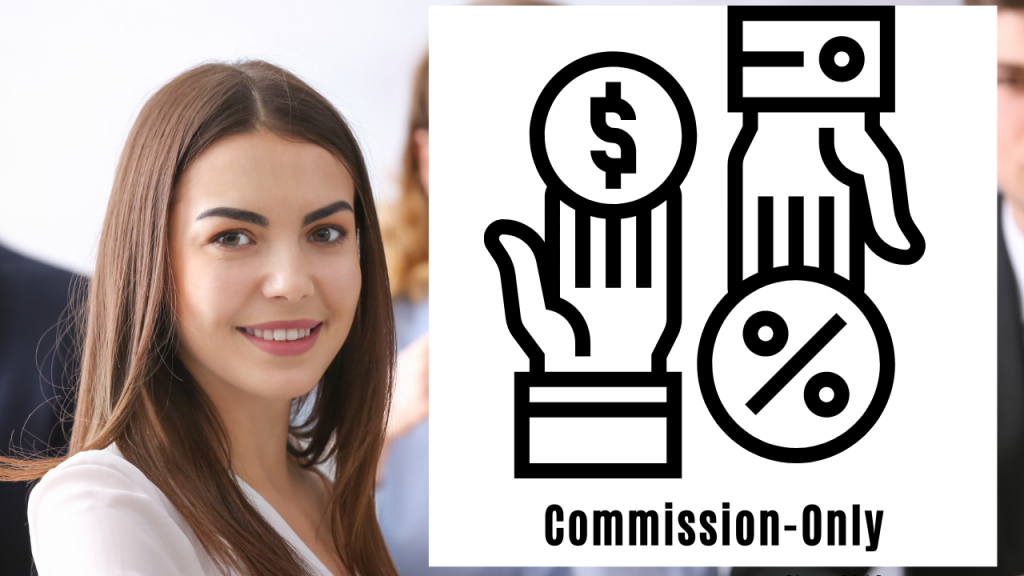 hire commission-only sales reps