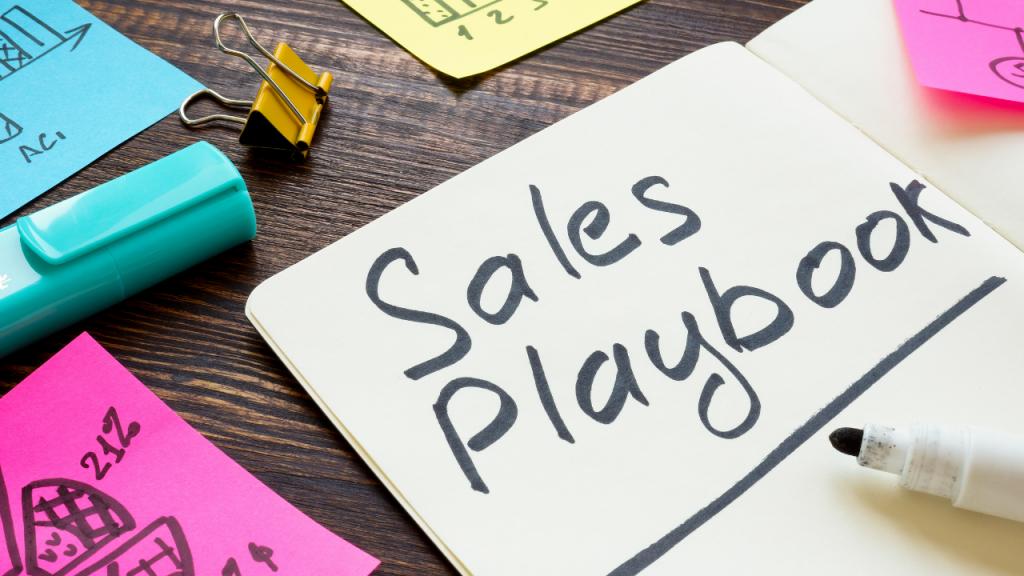 Sales Playbook examples